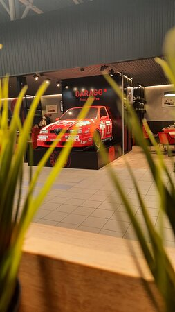 Кафе GARAGE food & coffee - фото №11