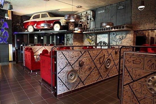 Кафе GARAGE food & coffee - фото №21