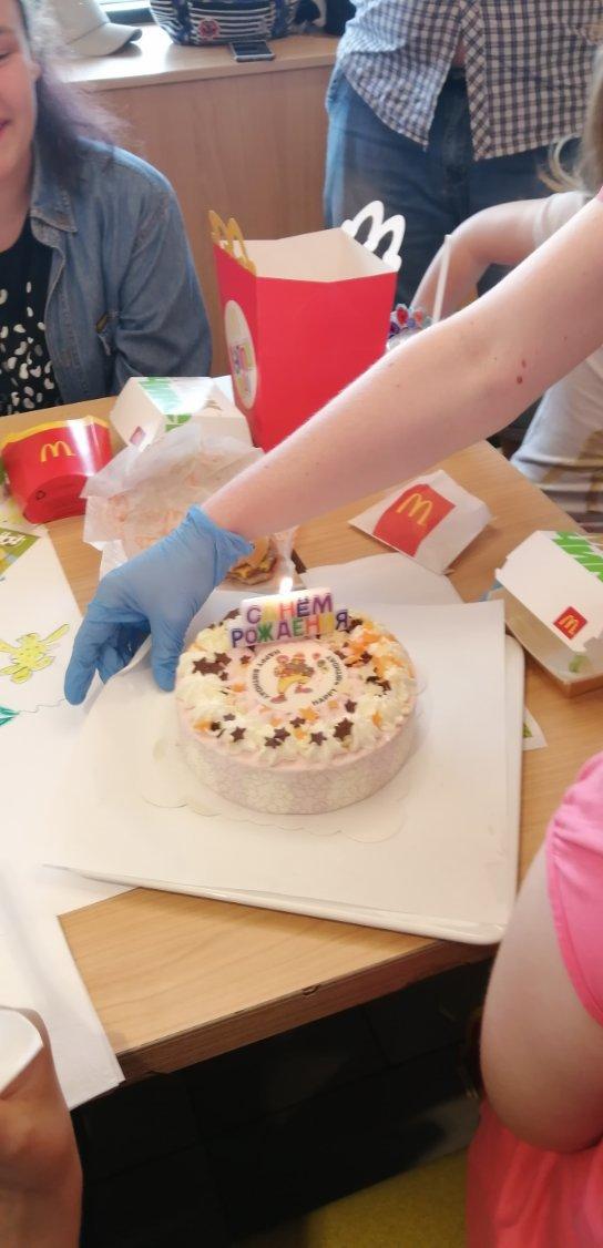 Сетевой фастфуд ресторан МакДональдс - фото №9