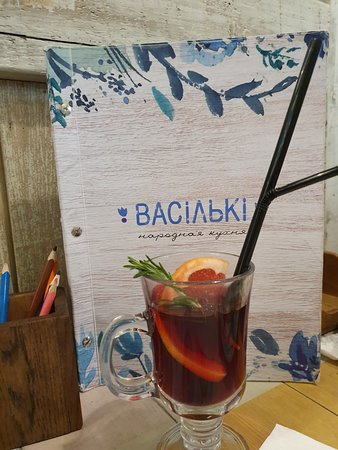Кафе Васильки - фото №59