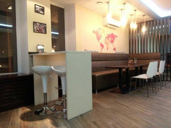 Сетевой фастфуд ресторан Dominos Pizza - фото №8