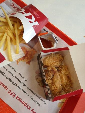 Сетевой фастфуд ресторан KFC - фото №5