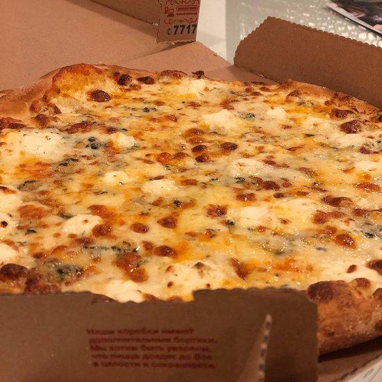 Сетевой фастфуд ресторан Dominos Pizza - фото №24