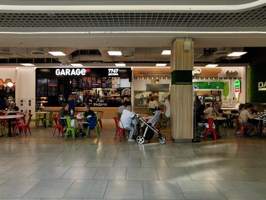 Кафе GARAGE food & coffee - фото №77